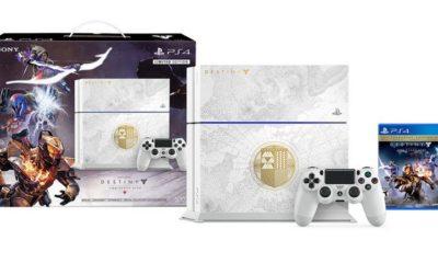 PS4 Destiny blanca: ¡espectacular! 35