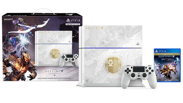 PS4 Destiny blanca: ¡espectacular! 28