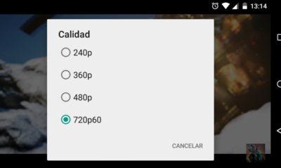 Reproduce vídeos de YouTube a 60 fps en iOS y Android