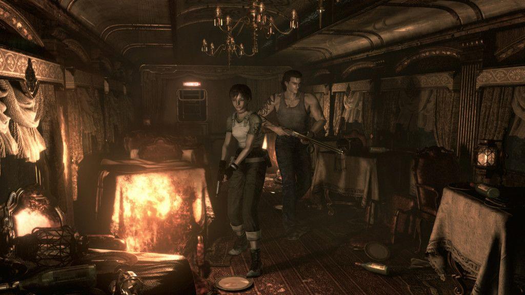 Resident Evil Zero, del prototipo de N64 a la versión HD 29