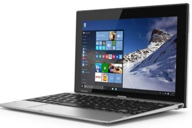 Toshiba Satellite Click 10 contra Surface 3