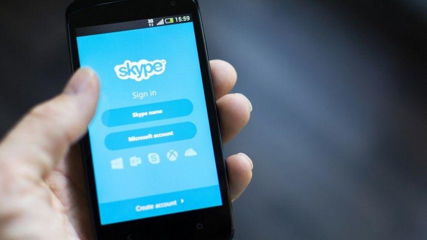 Skype para Android ya recuerda sesiones pasadas