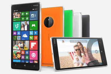 Posibles especificaciones de los Lumia 550, 750 y 850