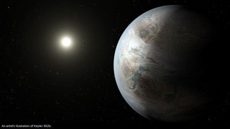 """NASA descubre un exoplaneta """"Tierra 2"""""""