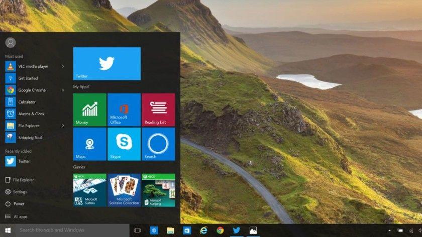 """Twitter lanza una """"aplicación universal"""" para Windows 10"""