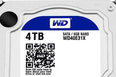 WD comercializa nuevos discos duros híbridos SSHD