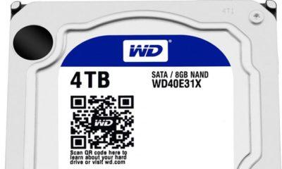 WD comercializa nuevos discos duros híbridos SSHD 52