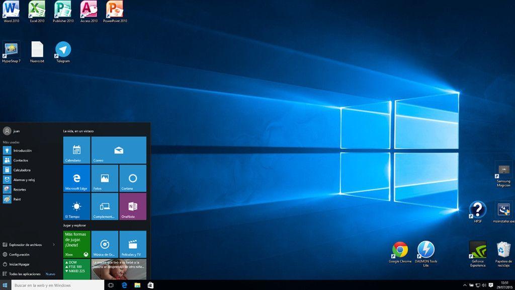 Windows10 actualizacion