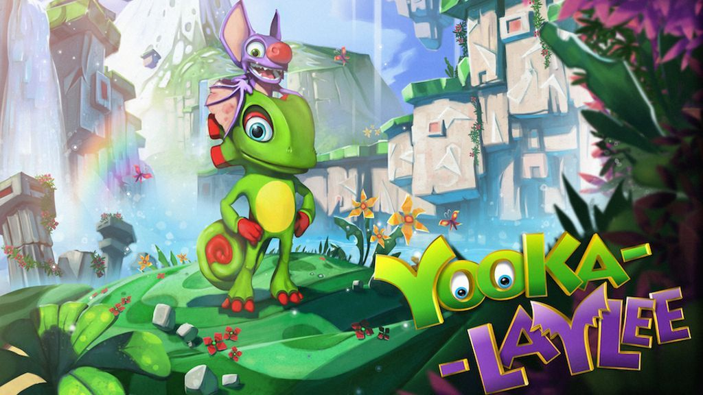 Yooka-Laylee consigue que un editor se implique