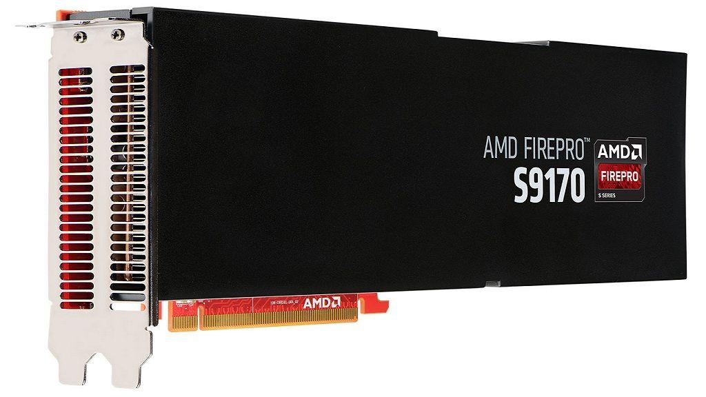 AMD presenta la FirePro S9170 con 32 GB de GDDR5 28