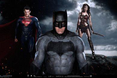 """Nuevo tráiler de Batman vs Superman: """"Dios contra hombre"""""""