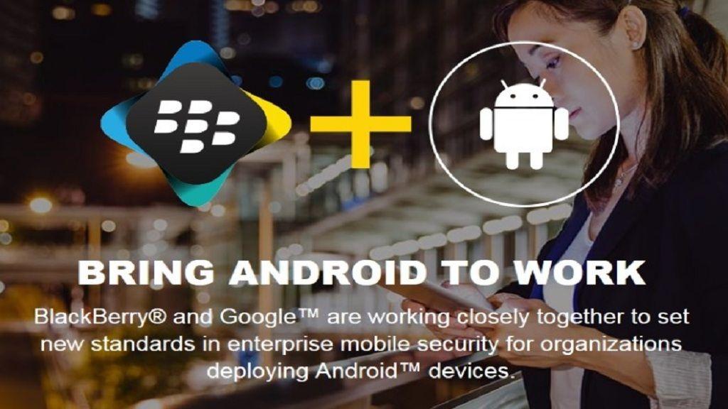 Oficial: Alianza entre BlackBerry y Google 30