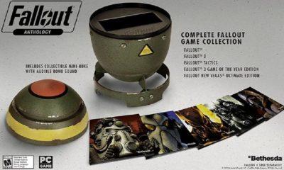 Betehesda prepara la edición Fallout Anthology 30