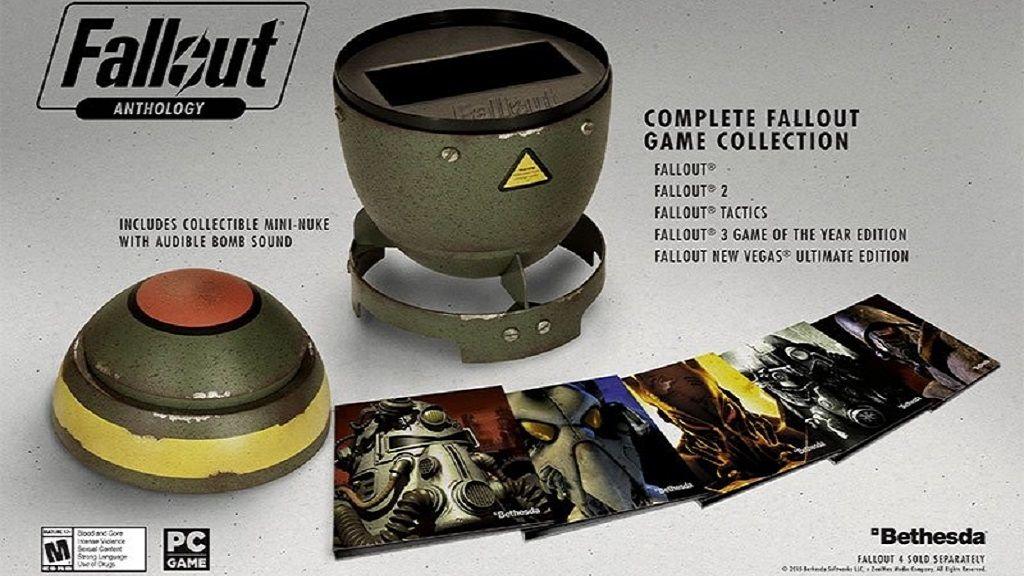 Betehesda prepara la edición Fallout Anthology 28
