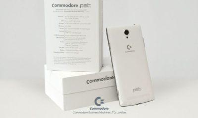 Vuelve Commodore, pero en forma de smartphone 35