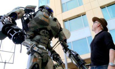 Japón acepta el duelo de robots contra Estados Unidos 68