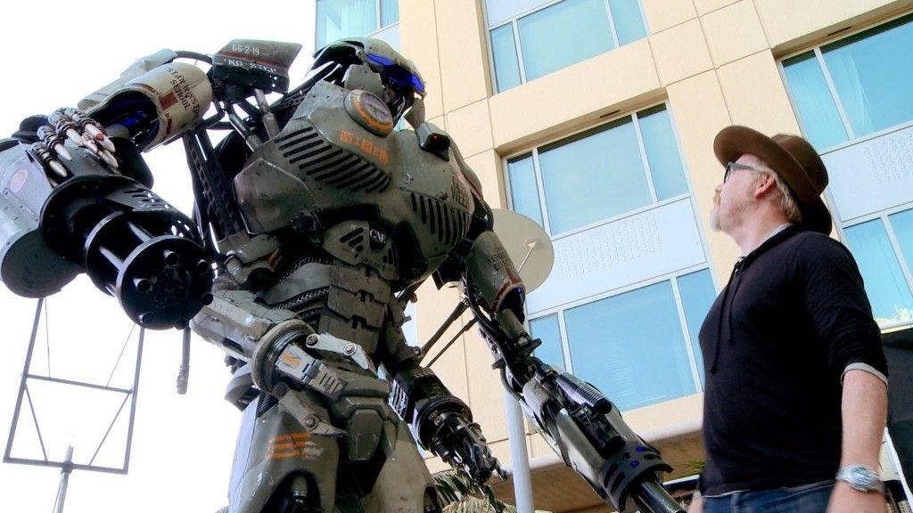 Japón acepta el duelo de robots contra Estados Unidos 28