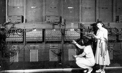 Así de impresionante era 1 byte de RAM en 1946 29