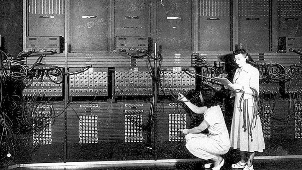 Así de impresionante era 1 byte de RAM en 1946 27