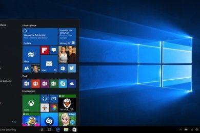 Este es el aspecto de los USB con Windows 10