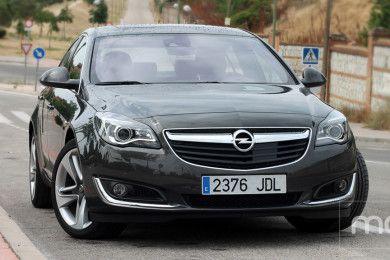 Opel Insignia: un jovencito prometedor
