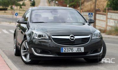 Opel Insignia: un jovencito prometedor 34