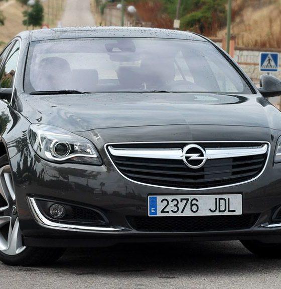 Opel Insignia: un jovencito prometedor 31