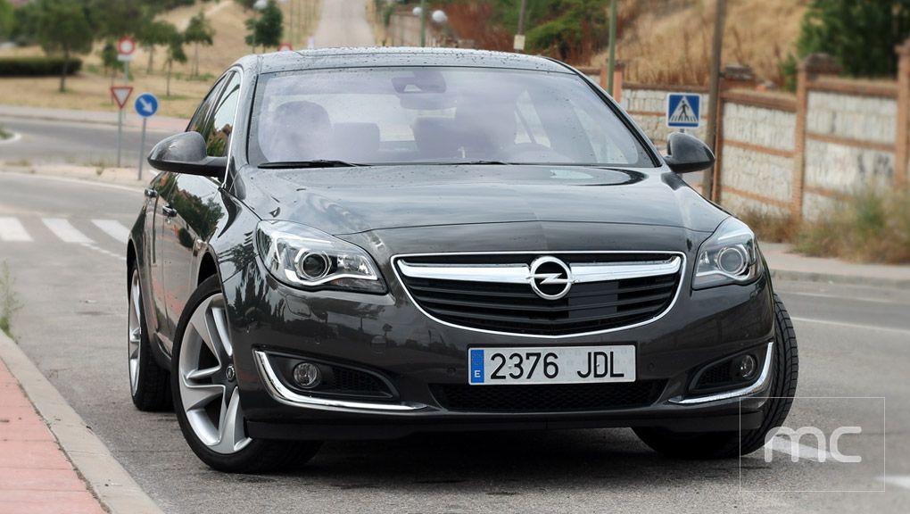 Opel Insignia: un jovencito prometedor 29