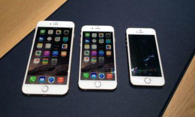 Asoma el panel frontal del iPhone 6s 29