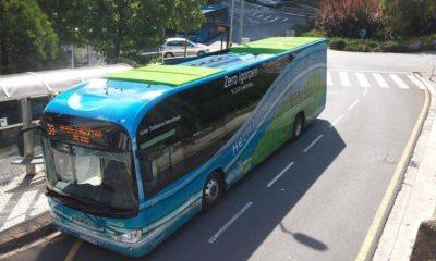 Irizar apuesta por los autobuses eléctricos 33