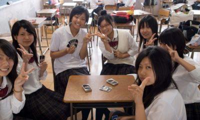Japón no permite silenciar la cámara del smartphone 99
