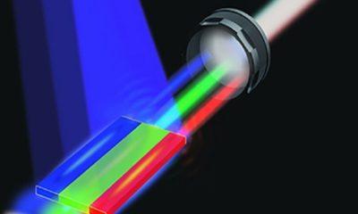 El láser blanco es una realidad, alternativa a los LED 65