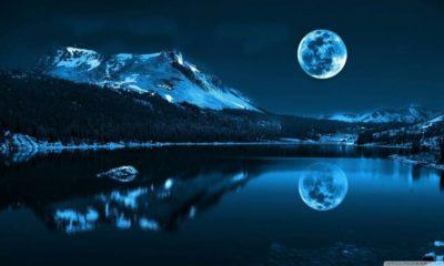 Podremos disfrutar de una luna azul este viernes 30