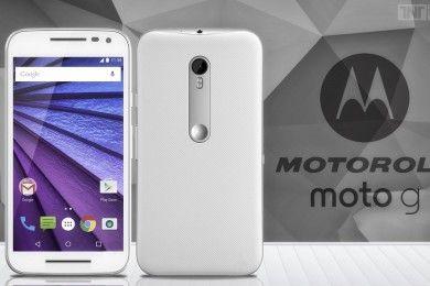 Especificaciones del Moto G 2015, dos versiones diferentes
