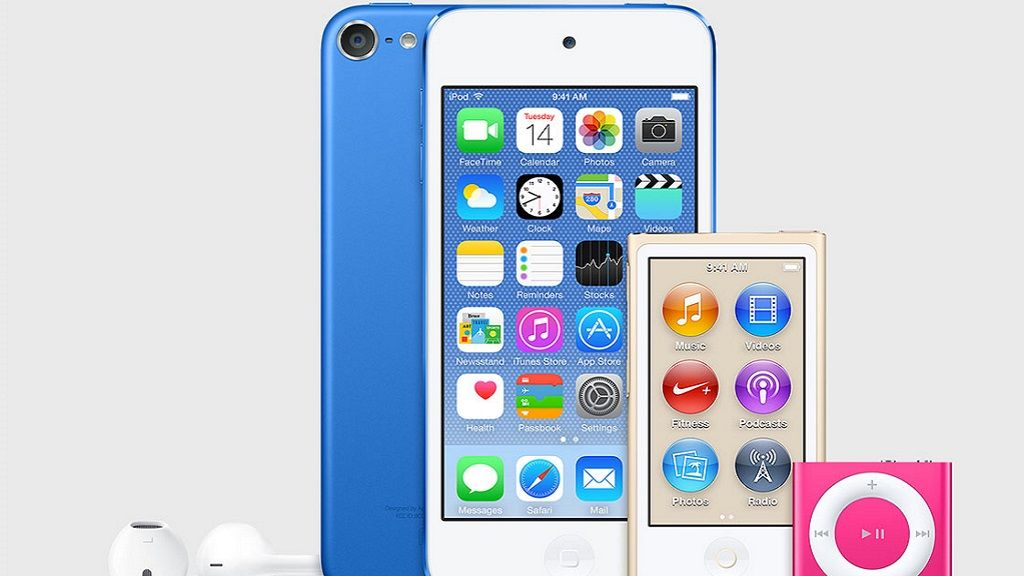 Apple presenta el nuevo iPod Touch con SoC A8 35