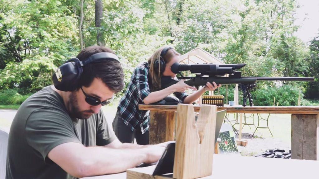 Hackean un rifle de francotirador (vídeo) 30