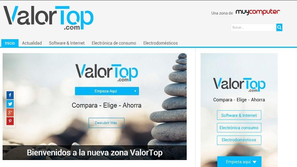 Os damos la bienvenida a la nueva zona ValorTop 28