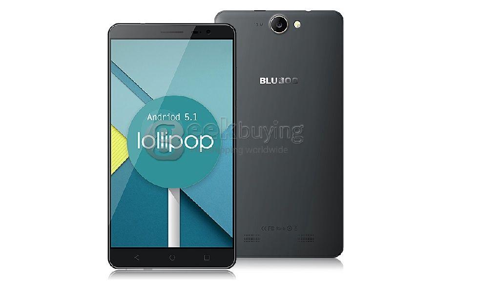 Probamos a fondo el smartphone Bluboo X550 30