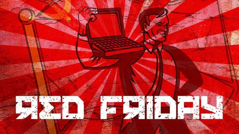 Disfruta de las mejores ofertas en otro Red Friday, no te lo pierdas