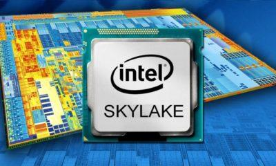 Los Intel Skylake tendrían problemas de suministro 110