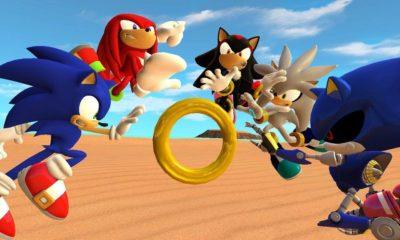 Sonic también hace sus pinitos en el Unreal Engine 4 105