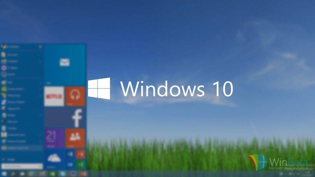 Windows 10 Build 10176 sería la primera RTM 30
