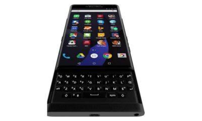Saludad al nuevo BlackBerry Venice con Android 41