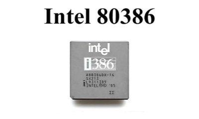 Así sería un Core i7 fabricado con el proceso del 386 48