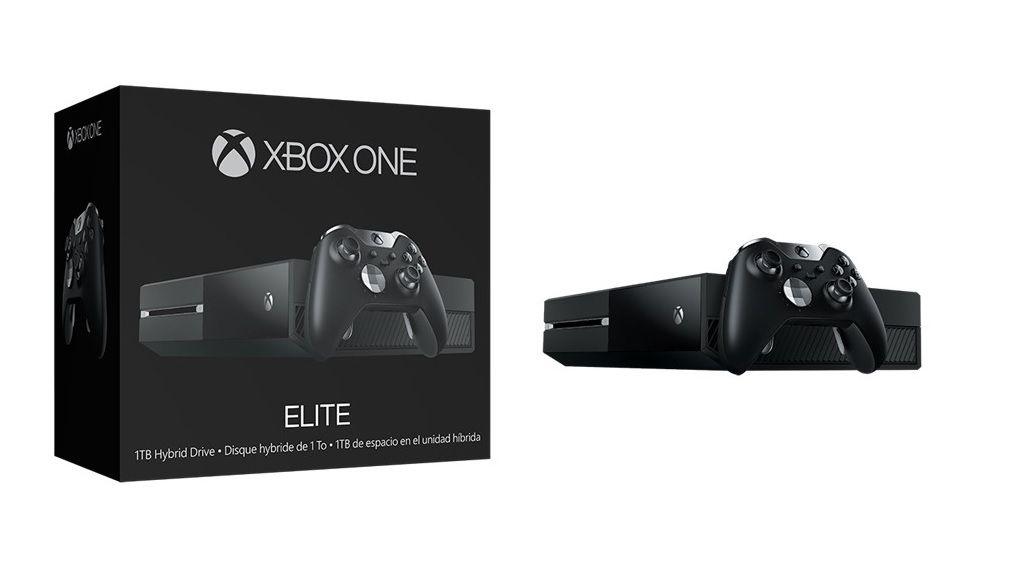 Xbox One Elite anunciada con SSHD de 1 TB 29