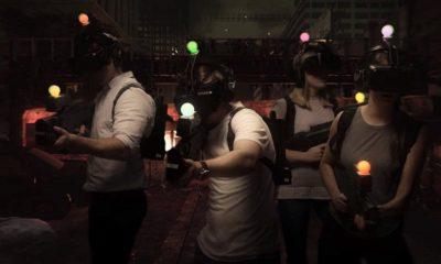 Abre en Australia un salón de juegos de realidad virtual