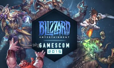 Blizzard en Gamescom 2015