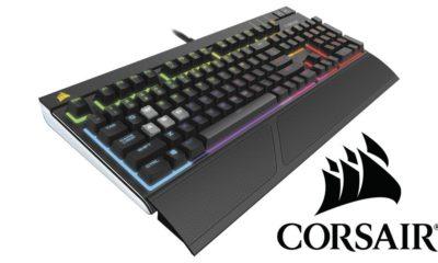 Corsair presenta sus periféricos RGB en la Gamescon 2015