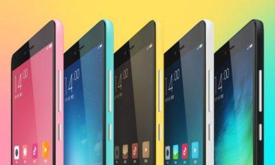 El Xiaomi Redmi Note 2 vende 800.000 unidades en 12 horas