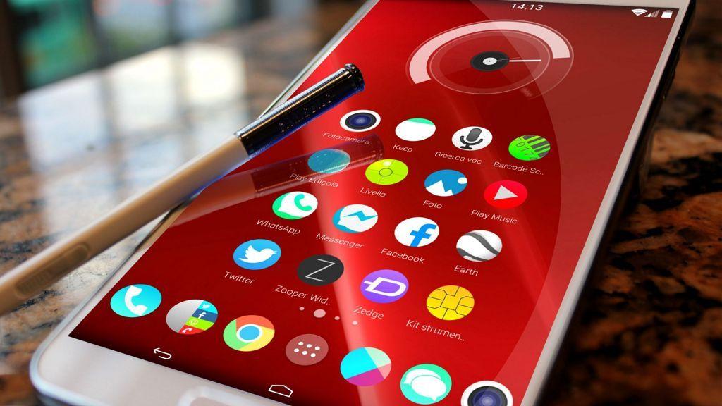 Fallo de diseño del Samsung Galaxy Note 5 impide sacar el lápiz del revés